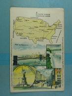 Amidon Remy Etats-Unis - Cartes Géographiques