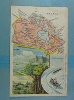 Amidon Remy Canada - Cartes Géographiques