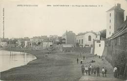 SAINT SERVAN - La Plage Des Bas-sablons. - Saint Servan