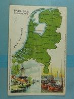 Amidon Remy Pays-Bas Nederland - Cartes Géographiques