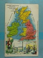 Amidon Remy Grande-Bretagne Irlande - Cartes Géographiques