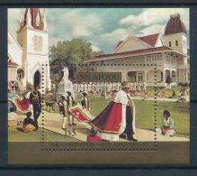 Niuafo'ou 1997 - MNH ** - Familles Royales - Michel Nr. Bloc 19 (nfo004) - Tonga (1970-...)