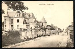 B3616 - Pontgivart - Le Chateau - Feldpost 1. WK WW - 19 Inf. Div. - Schimpf - Reims