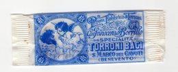 PREMIATA FABBRICA TORRONI Cav Borrillo TORRONI BACI San Marco Dei Cavoti  Benevento - Cioccolato