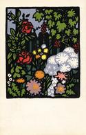 Wiener Werkstätte Kokoschka, Oskar Nr. 64 I-II R! - Künstlerkarten