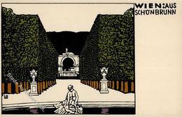 Wiener Werkstätte Nr. 137 Janke, Urban Künstler-Karte I- - Künstlerkarten