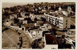 BAUHAUS Weissenhofsiedlung Stuttgart (7000) Foto AK I-II - Künstlerkarten