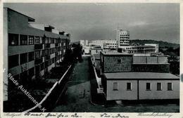 BAUHAUS Weissenhofsiedlung Stuttgart (7000) I-II - Künstlerkarten