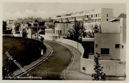 BAUHAUSSTIL - STUTTGART Weissenhof Siedlung I - Künstlerkarten
