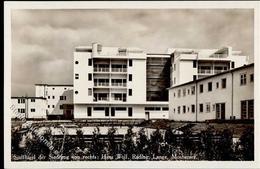 BAUHAUSSTIL - WUWA-Ausstellung BRESLAU 1929, Fotokarte Nr. 5 I Expo - Künstlerkarten