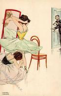 Kirchner, R. Ballerina Künstlerkarte I-II - Kirchner, Raphael