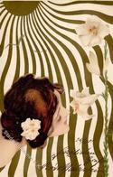 Kirchner, R. Femmes Soleil Künstlerkarte 1907 I-II - Kirchner, Raphael