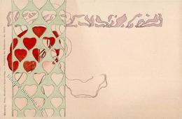 Kirchner, R. Jugendstil Verlag TSN 5523 Künstlerkarte I-II Art Nouveau - Kirchner, Raphael