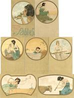 Kirchner, Raphael 6'er Serie Fables U. Titel Des Umschlags I-II - Kirchner, Raphael