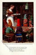 Schneewittchen Werbung Kathreiners Malzkaffee Künstlerkarte I-II Publicite - Books