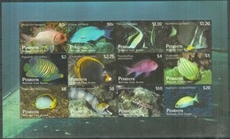 Penrhyn 2012 Yvertn° 519-530 *** MNH Cote 100 Euro Faune Poissons Vissen Fish - Penrhyn