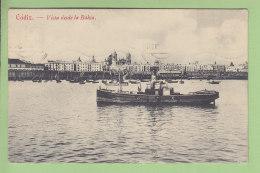 CADIZ : Vista Desde La Bahia. 2 Scans. Edition Ibanez - Cádiz