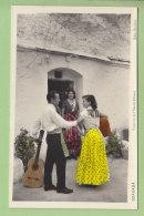 GRANADA : Gitanos Del Sacro Monte. Gitans. 2 Scans. Edition Sicilia - Granada