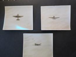 Photos D'identification - 2eme Guerre Mondiale - Vengeance - Vultee - Bombardier En Piqué Britannique  - B.E - - Aviation