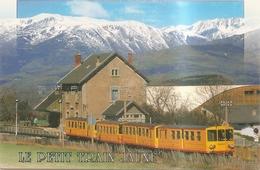 Le Petit Train Jaune De Cerdagne - France