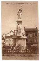 CPA 71 - CHAUFFAILLES (Saône Et Loire) - Monument Aux Morts - France