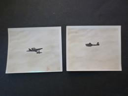 Photos D'identification - 2eme Guerre Mondiale - Me 210 - Messerschmitt - Chasseur Lourd Allemand    - B.E - - Aviation