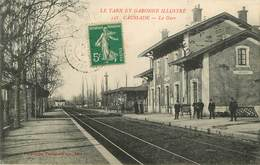 Tarn Et Garonne - Lot N° 301 - Lots En Vrac - Lot Divers Du Département Du Tarn Et Garonne - Lot De 35 Cartes - Postcards