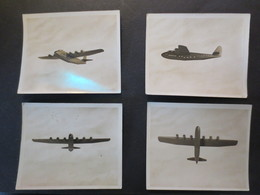 Photos D'identification - 2eme Guerre Mondiale - Hydravion Blohm Voss Bv 222 -  Transport De Fret Luftwaffe     - B.E - - Aviation