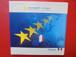 FRANCE SERIE FDC EN PROBA-EPREUVES - EURO