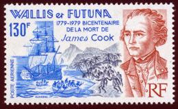 Wallis Et Futuna PA 1979 Yvert 97 ** TB Coin De Feuille - Airmail