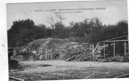 Mamers L Licot Bois De Chauffage Charbon - Mamers