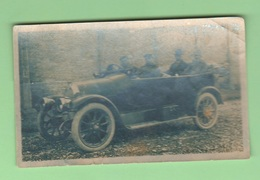 Auto Cars Wagen Voitures Old Photo - Automobili