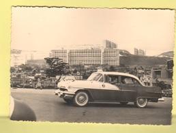 Taxi Auto Cars Wagen Voitures Cadillac Eldorado 1958 A Caracas - Automobiles