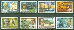 Christmas Is: 1977/78   Famous Visitors Set   SG67-82   MNH - Christmas Island