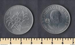 Haiti 50 Centimes 1981 - Haiti