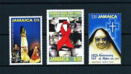 Jamaica  Nº Yvert  999-1103/4  En Nuevo - Jamaica (1962-...)