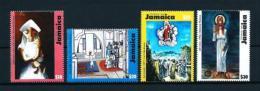 Jamaica  Nº Yvert  986/9  En Nuevo - Jamaica (1962-...)