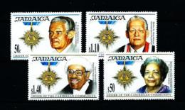 Jamaica  Nº Yvert  888/91  En Nuevo - Jamaica (1962-...)