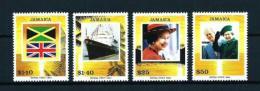Jamaica  Nº Yvert  845/8  En Nuevo - Jamaica (1962-...)