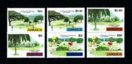 Jamaica  Nº Yvert  837/42  En Nuevo - Jamaica (1962-...)