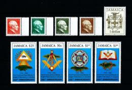 Jamaica  Nº Yvert  804/7-812/16  En Nuevo - Jamaica (1962-...)