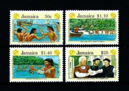 Jamaica  Nº Yvert  800/3  En Nuevo - Giamaica (1962-...)