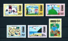 Jamaica  Nº Yvert  764/9  En Nuevo - Jamaica (1962-...)