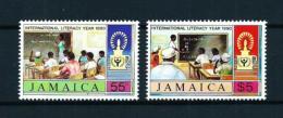 Jamaica  Nº Yvert  762/3  En Nuevo - Jamaica (1962-...)
