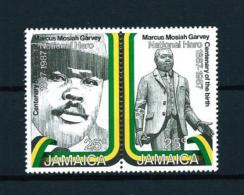 Jamaica  Nº Yvert  689/90  En Nuevo - Jamaica (1962-...)