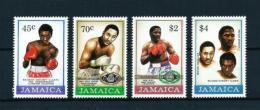 Jamaica  Nº Yvert  651/4  En Nuevo - Jamaica (1962-...)