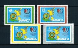 Jamaica  Nº Yvert  624/7  En Nuevo - Jamaica (1962-...)