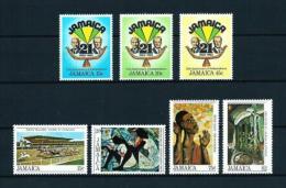 Jamaica  Nº Yvert  581/3-588/91  En Nuevo - Jamaica (1962-...)