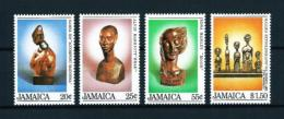 Jamaica  Nº Yvert  612/15  En Nuevo - Jamaica (1962-...)