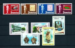 Jamaica  Nº Yvert  466/9-480/4  En Nuevo - Jamaica (1962-...)